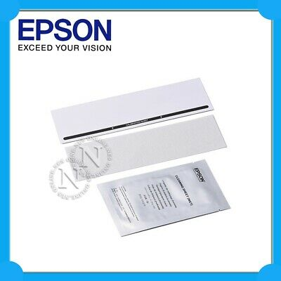 Epson B12B819481 Maintenance Sheet for ES-50/ES-60W Postable Scanner