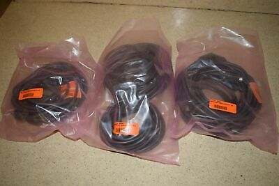 Digi-Sense 11514 Recorder Cables Temp-Humidity- Lot Of 8