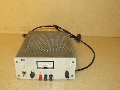 Hewlett Packard Hp 6206B Dc Power Supply 0-60V