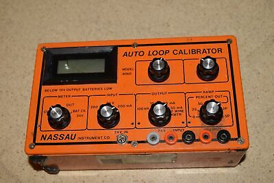 Nassau Instrument Co. 4060 Auto Loop Calibrator (A1)
