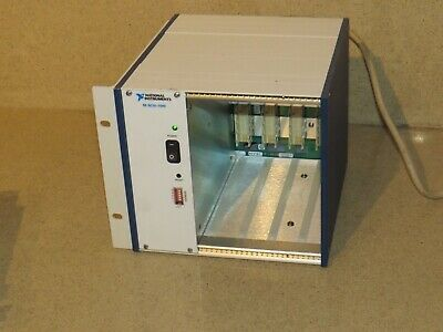 ^^ National Instruments Ni Scxi-1000 4 Slot Chassis (Et)
