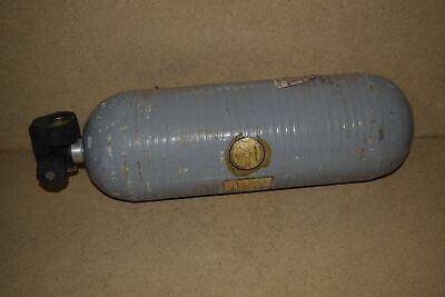 MSA Mine Safety Appliance 7-1008-1 3000PSI SCBA Airtank-FIRE-RESCUE-PAINTBALL-3C
