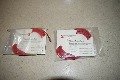 Endevco 3090A Transducer Cable- Lot Of 2 (Ah1)
