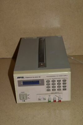 Amrel American Reliance Programmable Dc Power Supply