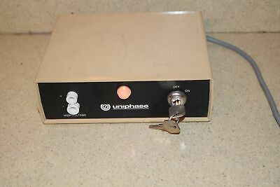 Uniphase Laser Power Supply Model 1201-1