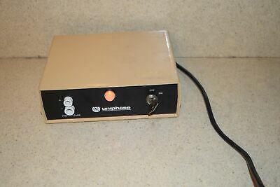 Uniphase Laser Power Supply Model 1205-1 (A1)