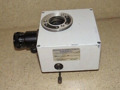 Olympus Pm-Vb-3 Microscope Camera Attachment Connector