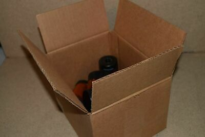 <> Allen Bradley Stack Lights, Orange, Yellow, Blue And Red - Lot Of 7
