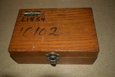 "UNBRANDED 6""x9""x3.5"" 61454 INCLINOMETER WOODEN BOX (D)"