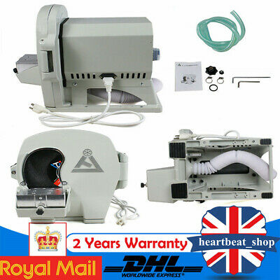 Dental Wet Model Shaping Trimmer Abrasive Silicon Disc Wheel Lab Equipment CE UK