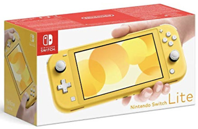Nintendo Switch Lite Console - Yellow (Switch)  NEW AND SEALED - QUICK DISPATCH