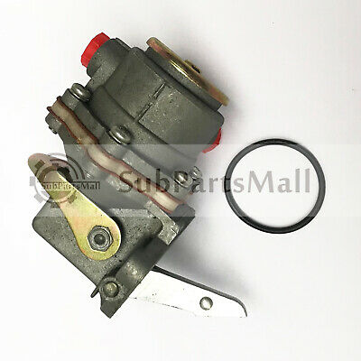 New Fuel Lift Pump w/ O-Ring Gasket For Allis Chalmers 5040 5045 5050 Tractor