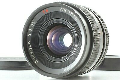 【Excellent++++】 Contax Carl Zeiss Distagon T* 35mm f/2.8 MMJ Lens from Japan
