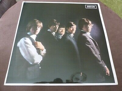 The Rolling Stones - First Album - Mono - Boxed Decca - Very Good++