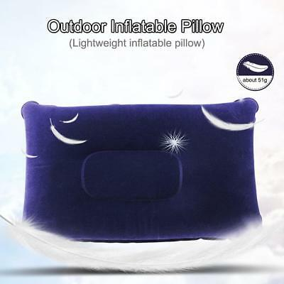 New Portable Ultralight Inflatable Air Pillow Cushion Travel Hiking Camping Rest
