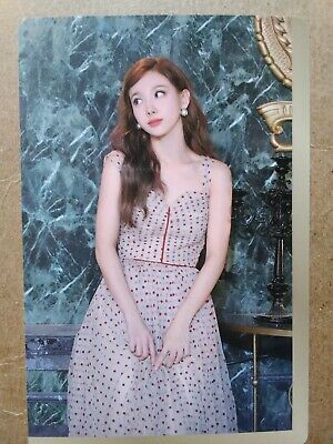 TWICE Feel Special Official Nayeon Pre-order Card [SET C]