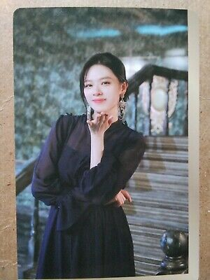 TWICE Feel Special Official Jeongyeon Pre-order Card [SET C]