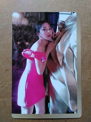 TWICE Feel Special Official Chaeyoung Pre-order Card [SET C]