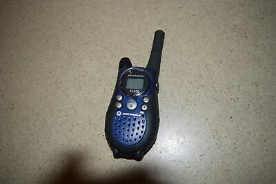 ^^ Motorola T6530 Bidirectionnel Radio (N1)