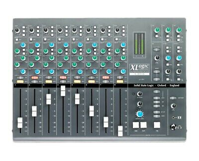 Solid State Logic X-Desk 16-channel Compact Mixer Analog Console SSL 729712X1