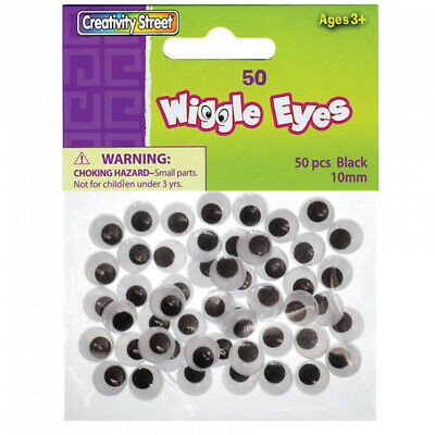 Pacon Corporation - Wiggle Eyes 10Mm