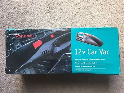 Brand New 12V Car Vac By Woolworths