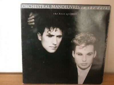 Orchestral Manoeuvres In The Dark. The Best Of Omd Lp Vinyl Record. Gatefold Sle