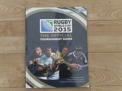 Rugby World Cup 2015 official tournament guide