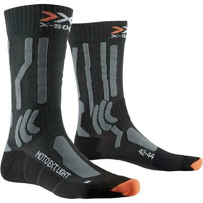 X-Bionic Moto Extreme Light Socken Unisex Funktionssocken Motorsport Motorrad