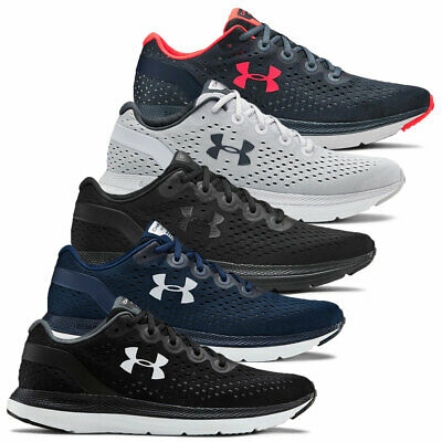 Under Armour Mens 2019 UA Charged Impulse Trainers Bootie Fit Running Shoes