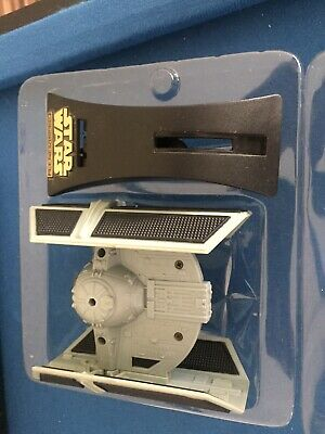 Vintage Star Wars Action Fleet Darth Vader Tie Fighter 1997 by Galoob