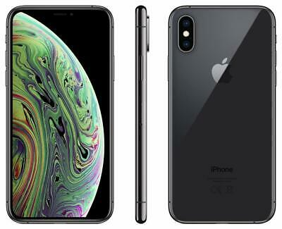 Apple iPhone XS 256GB spacegrau Smartphone ohne Simlock - TOP Zustand!!!