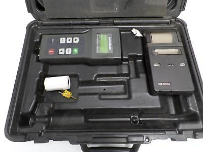 Bacharach Combustion Test Kit / Portable Combustion Analyzer