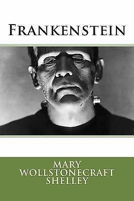 Frankenstein, Paperback by Shelley, Mary Wollstonecraft, Like New Used, Free ...