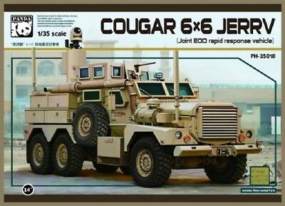 PANDA PH35010 Cougar 6x6 JERRV in 1:35