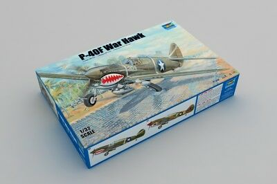 TRUMPETER® 03227 P-40F War Hawk in 1:32