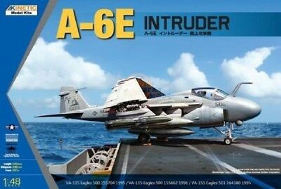 KINETIC 48023 A-6E Intruder in 1:48