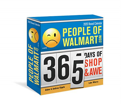 Kipple, Andrew-2020 People Of Walmart Boxed New