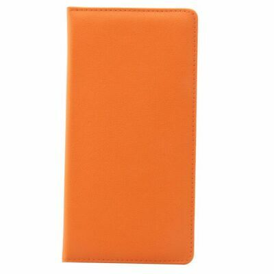 Women Leather Traveling Air Ticket Card Holder Fashion Brand New Passport Cover