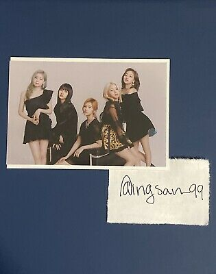 Twice Lights/Twicelights World Tour 2019 Official Trading Group Card- #79
