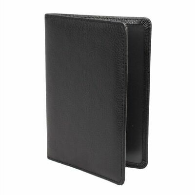 Luxury Brand Passport Holder Fashion Leather ID Cards Cover Case Box Solid New