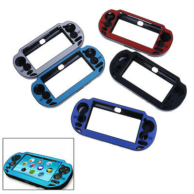 Protective aluminum skin case cover box playstation PS vita 1000 PSV 100TPIPTH