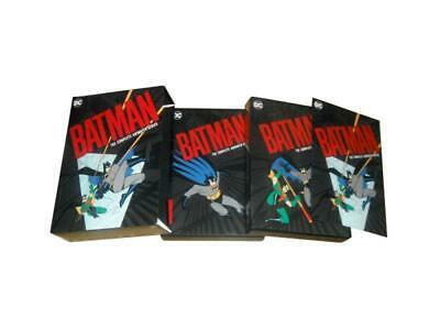 Batman The Complete Animated Series (12 DVD DISCS) Box Set Brand New