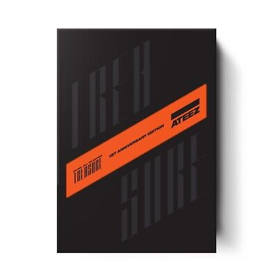 ATEEZ - TREASURE EP.FIN : All To Action 1st ANNIVERSARY EDITION CD+Tracking no.