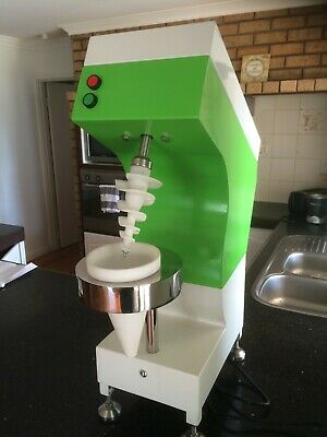 Real Fruit Ice Cream Blender NEW