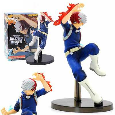 My Hero Academia Todoroki Shoto Figure Shouto Todoroki Collecible Model Toy AU
