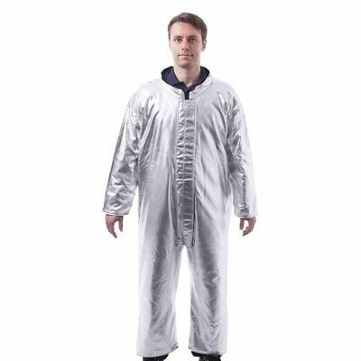 Portwest - Foundry Heat Protection Proximity Coverall Boilersuit AM20