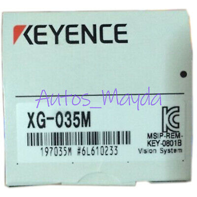Brand New Keyence XG-035M Digital Camera XG035M 1 year warranty
