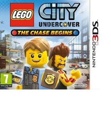 Nintendo  LEGO City Undercover The Chase Begins Basic  3DS Inglese videogioco 22