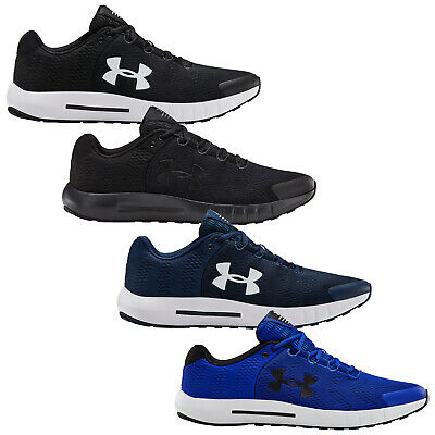 2019 Under Armour Mens Micro G Pursuit BP Trainers UA Running Walking Shoes